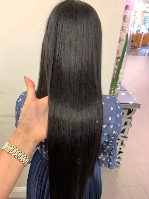 japanese thermal straightening